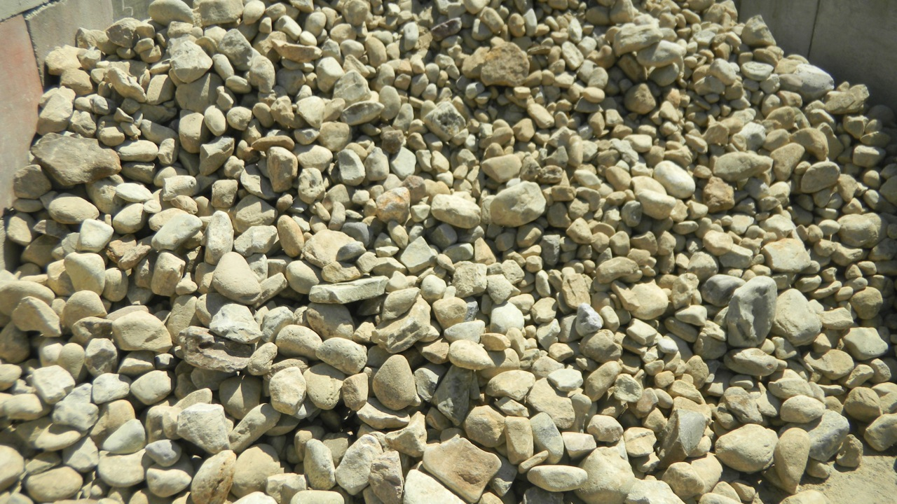 10 Ton River Rock : Limestone